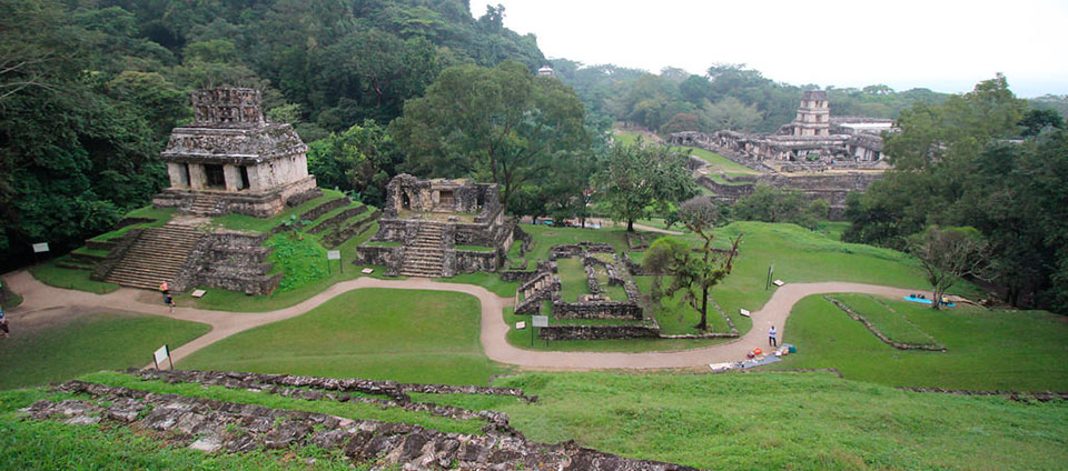 CHIAPAS – THE LACANDON ROUTE Birds, Jungle, Mayan Ruins and Lagoons