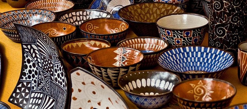 JALISCO Tlaquepaque Shopping and Lake Chapala Master Artisans Fair