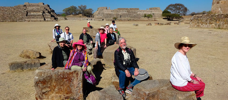 OAXACA HIGHLANDS CULTURE TOUR Astonishing, Stimulating, Absorbing November 25- December 3, 2016