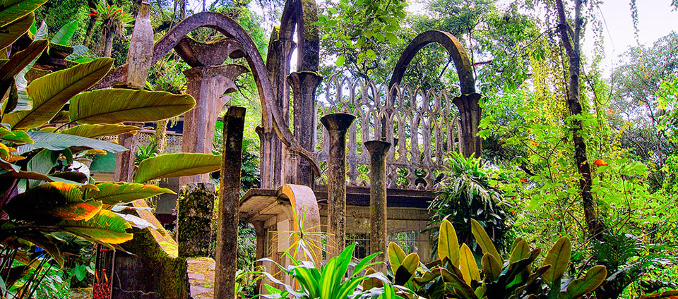 SIERRA GORDA AND LAS POZAS Inside the Sierra Gorda Biosphere and Edward James's Las Pozas in Xilitla November 12 – 16, 2016