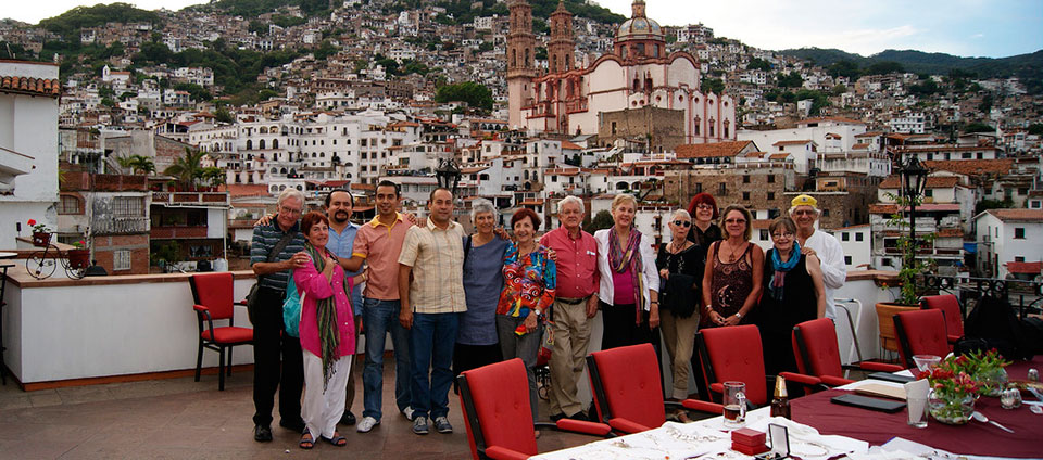 TAXCO Silver Market and Master Artisans up Close December 15-18, 2016